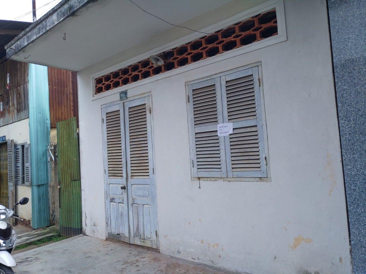 Chính chủ bán nhà ngay trung tâm Thành Phố Long Khánh, Đồng Nai