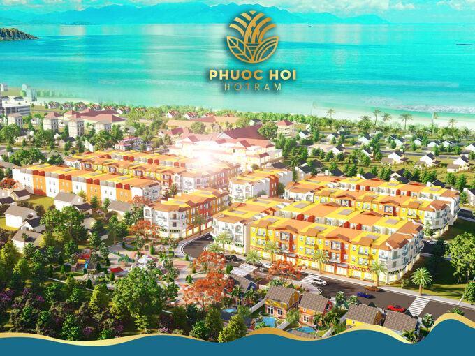 1 phoi canh KDC Phuoc Hoi Ho Tram